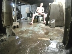A Pornhub First, Flooding Basement Porn
