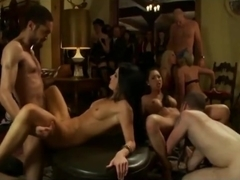A Real Swingers Party, (Preview)