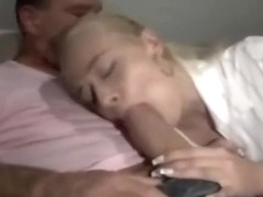 DAD ALEX HERO HUGE THICK COCK FUCKING TEEN BLOND