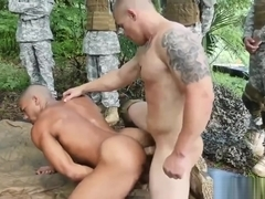 Military porn hot men sleeping nut