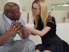 Darkx Petite Schoolgirl Succombs To The Big Black Cock - watch FULL HD video on adulx.club