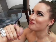 Three hot bitches, Gabriella Paltrova, AJ Applegate and Dahlia Sky likes to be pounded hard