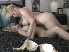MamsTheWord (Lesbian Scene 1) (Victoria Paris & Sandra Scream)
