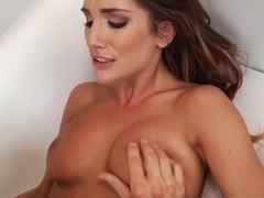 Crazy pornstars August Ames, Erik Everhard in Hottest Pornstars, Hardcore sex video
