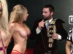 A group of wonderful pornstar demonstrates amazing sex