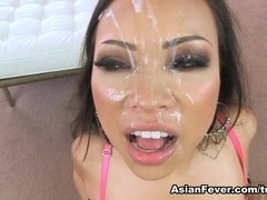 Gia Grace in Asian Fuck Faces #2