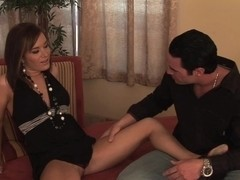 Jaclyn Case is seduced by her lover