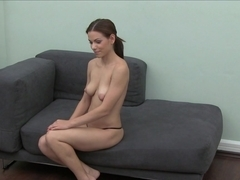 Crazy pornstars in Hottest Redhead, Small Tits adult video