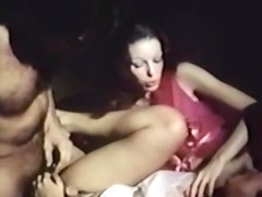 Amazing lesbian retro movie with Abigail Clayton and Al Nulli