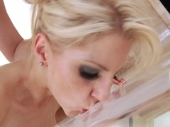 Exotic pornstars Bobbi Starr, Ashley Fires in Best Big Ass, Lesbian porn video
