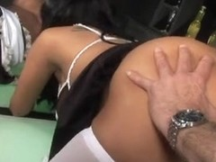 Jasmine Webb & Romana Ryder - Darksome British Barmaids