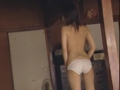 Fabulous Japanese whore Runa Akatsuki in Exotic Solo Female JAV video