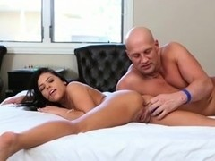 Adriana Chechik Can't Live Without It Pushed In Her Gazoo