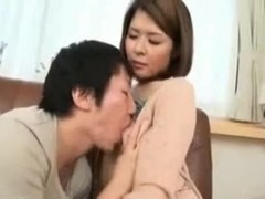Chisato Kawai-Titty Milk That Shoots All the Place Clip1