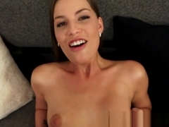 European beauty fingered and fucked