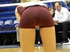 Volleyball fan films angels hawt bodies