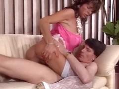Asiatisk porno i den buss