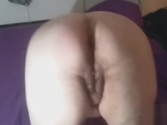 Posing and Shaking All Natural Big Sexy Ass