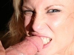 Harmony Rose is a true hardcore cocksucker