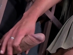Pretty Prison Guard Dp Banged By Cell Mates