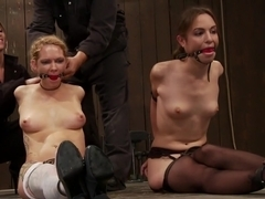 Amber Rayne, Rain DeGrey, and Ariel X Part 1 of 4 of the October Live show
