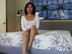 Exotic pornstar Loni Legend in Incredible Interview, Asian porn video