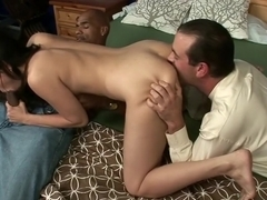 Incredible pornstar Angel Del Rey in exotic cumshots, creampie xxx video