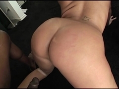 Gianna Michaels - Interracial Threesome