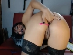self bondage and ball gagging