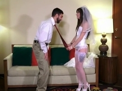 Honeymoon Ballbusting