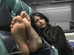 Marie luv black feet foot fetish toes woman mobile