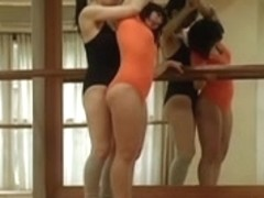 Lesbo Ballet Instructor