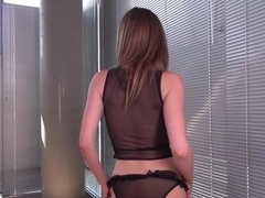 Best pornstar Emily Addison in Hottest Redhead, Solo Girl sex scene