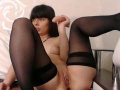 Teen Toying Ass And Sucking Cock Part 03