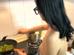 THE SEX STORY N. 8 ( SEX COOKING CLASS ) Preview 4K 性故事N.8