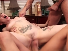 Fabulous pornstars Rizzo Ford, Joanna Angel in Hottest Big Tits, Emo xxx scene
