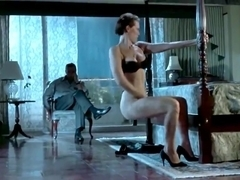 Celebrity Jamie Lee Curtis Striptease Sex Scene
