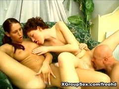 XGroupSex Video: Cindy Jiggs, Kitty Tails