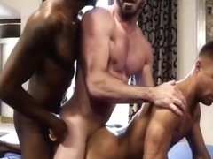 Incredible adult movie gay Gangbang full version