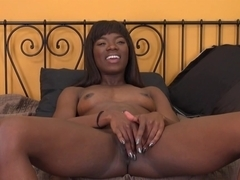 Amazing pornstar Ana Foxxx in Hottest Black and Ebony, Small Tits sex scene