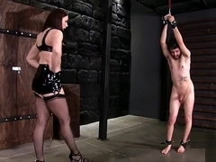 Ballbusting Hard Damage