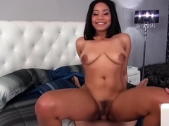 Hot Ebony Gf Jenna Foxx Banged By Her Horny Bf