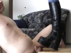 My Boots Are Stronger Than Your Balls Slave, Present Them