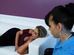 Eva Notty In Cock Therapy