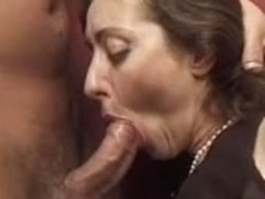 Bushy Italian mother I'd like to fuck - Anal