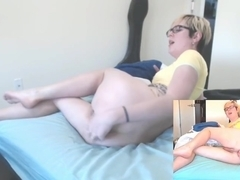 Brittany Jane and dildo