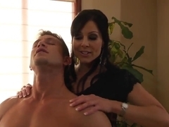 Lusty MILF Kendra knows how to flirt with men