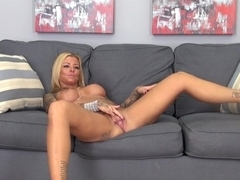 Hottest pornstar Britney Shannon in Fabulous Blonde, Big Tits sex scene