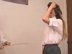 Freak of Nature 49 caning older