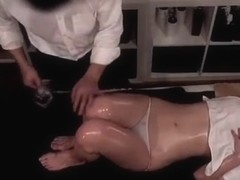 Crazy Japanese girl Yuuna Hoshisaki in Best Massage JAV scene